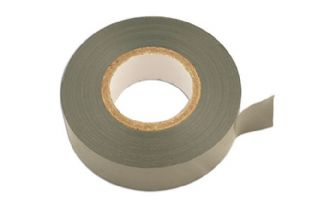 Connect 30379 Grey PVC Insulation Tape 19mm x 20m Pk 10